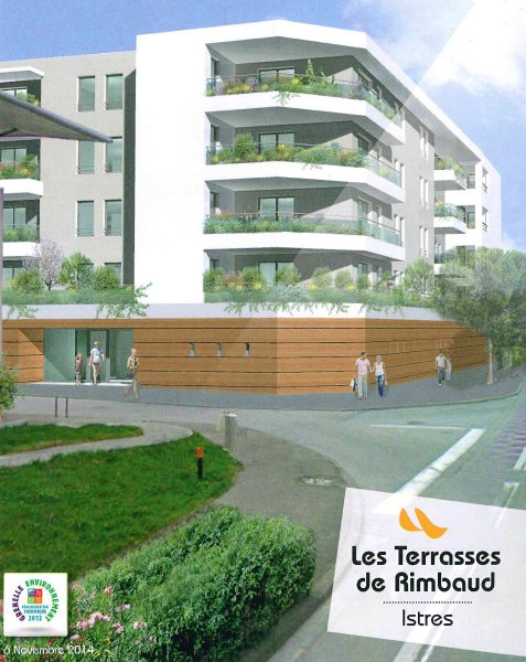 Appartement Istres, 38 m², 142 000